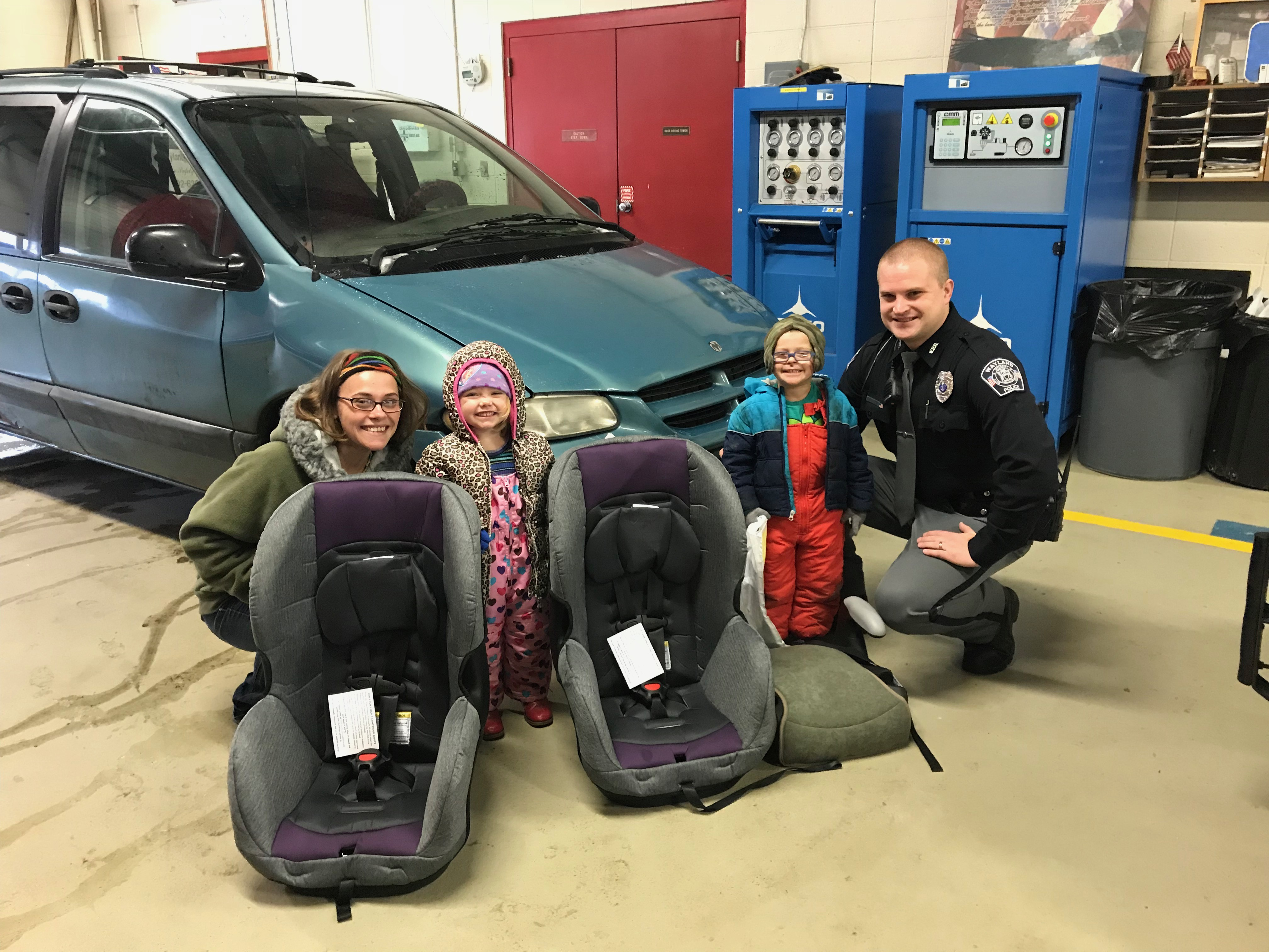 imgCar Seat OHSP Grant